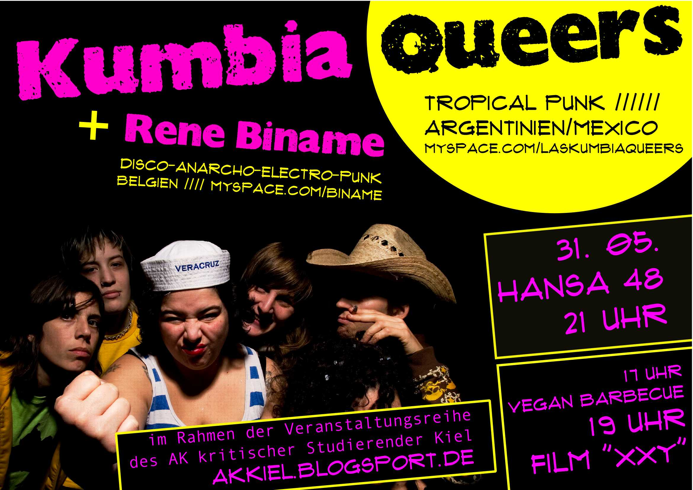 flyer kumbia queers